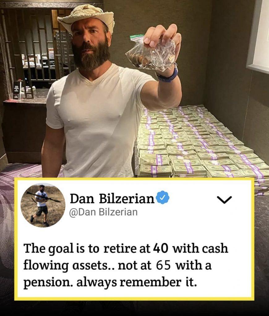 Are Dan Bilzerians followers even real??