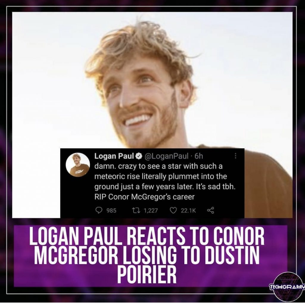 Is Logan Paul literally  joining the pump And dump crypto crew